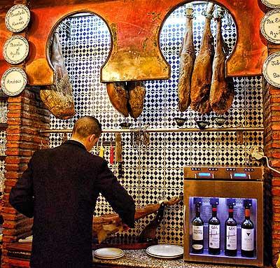 """Restaurante """"El Chinitas"""", Malaga"""
