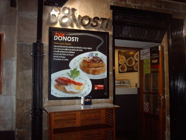 Bar Donosti, Logroño